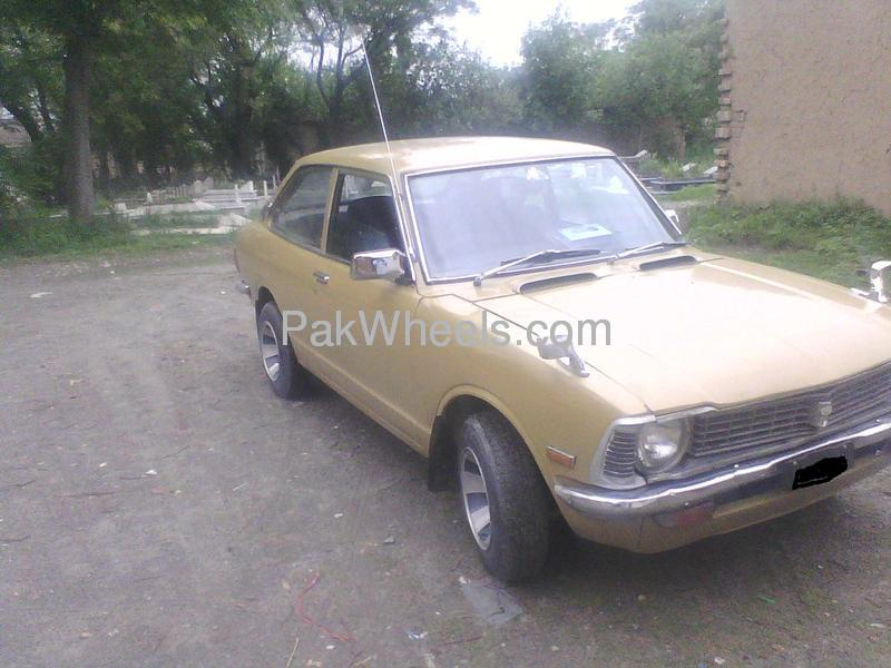 used toyota corolla xli 1974 car for sale in abbotabad 472805 pakwheels. Black Bedroom Furniture Sets. Home Design Ideas