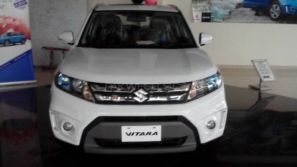 Suzuki Vitara Glx 1 6 2017 For Sale In Lahore Pakwheels
