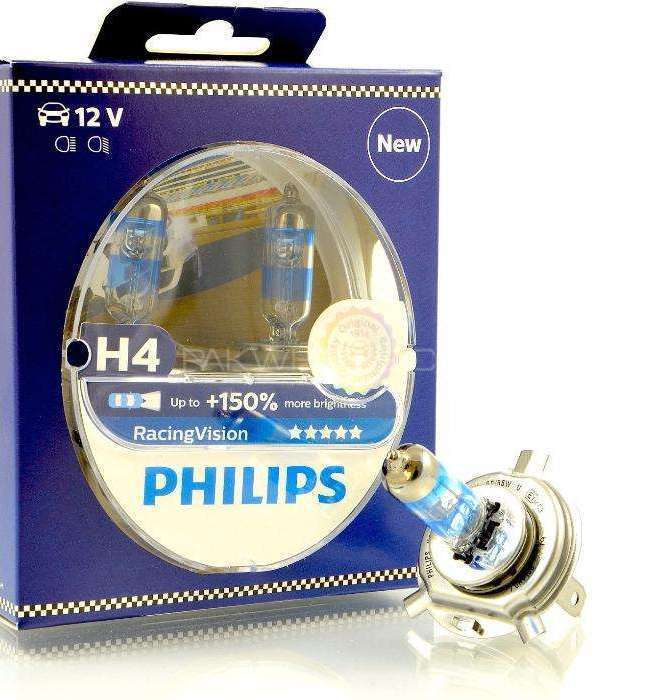 buy philips racing vision 150 h4 in islamabad pakwheels. Black Bedroom Furniture Sets. Home Design Ideas
