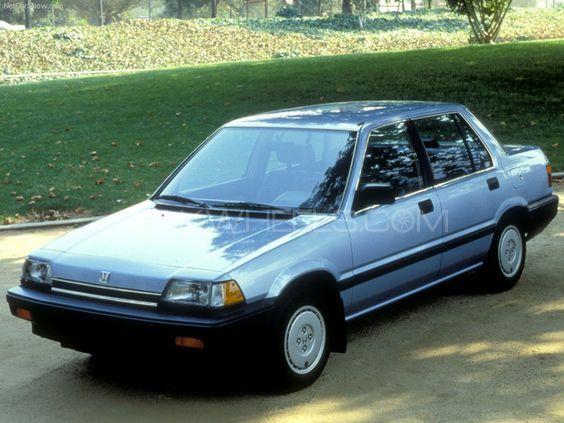 Honda Civic GL 1987 Image-1