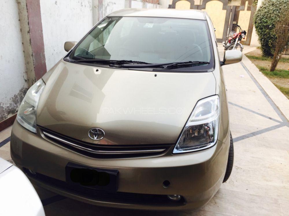 Toyota Prius EX 1.5 2008 Image-1