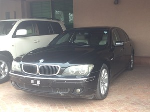 BMW 7 Series 730d 2005 for Sale in Faisalabad