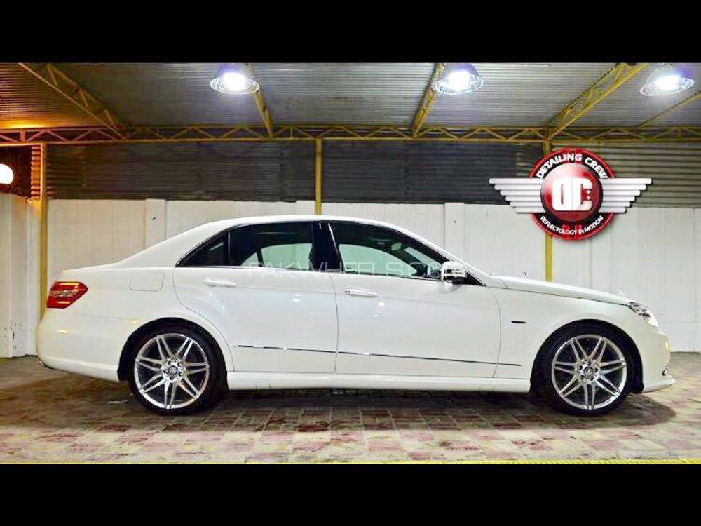 Mercedes benz e class 2011 for sale in lahore pakwheels for 2011 mercedes benz e class