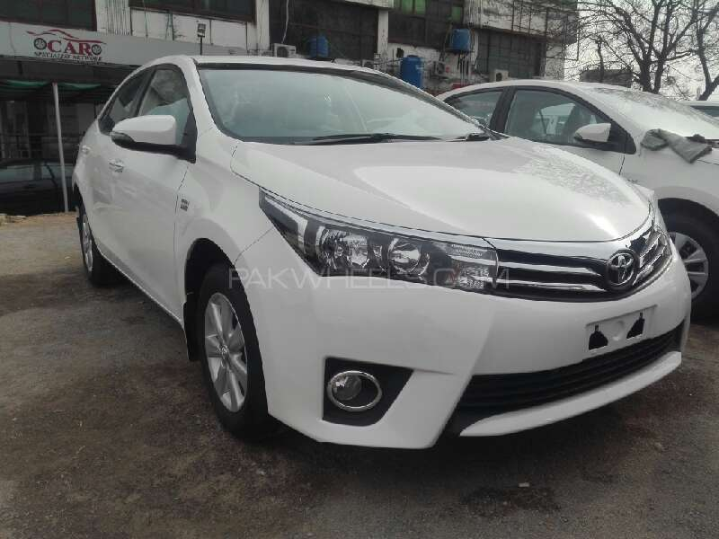 toyota corolla altis grande cvt i 1 8 2016 for sale in