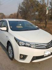 Toyota Corolla Altis Automatic 1.6 2015 for Sale in Islamabad