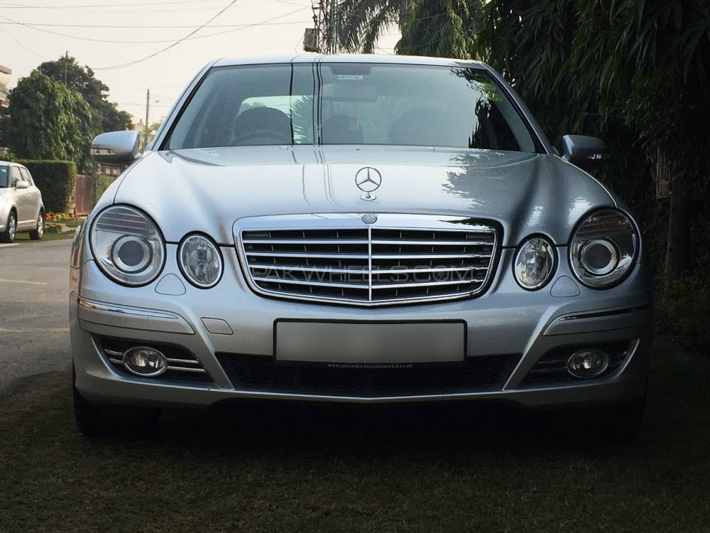 Mercedes benz e class e200 2008 for sale in lahore pakwheels for Mercedes benz e 350 2008