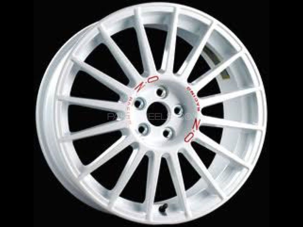 15 inch oz genuine rims for sale in peshawar parts accessories 2239674 pakwheels. Black Bedroom Furniture Sets. Home Design Ideas
