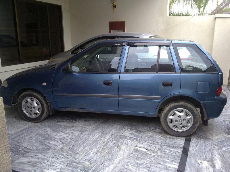 Suzuki Cultus VXRi (CNG) 2007 Image-3