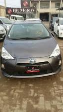 Toyota Aqua G 2013 for Sale in Gujranwala