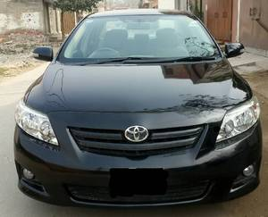 Toyota Corolla XLi VVTi 2009 for Sale in Lahore