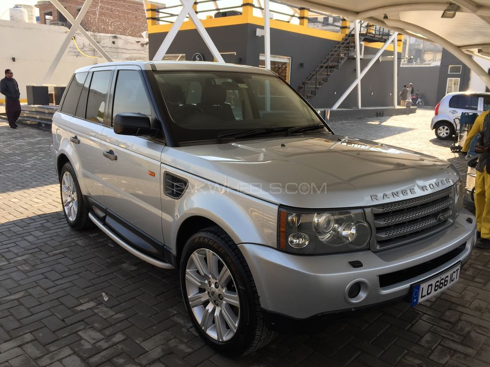 Range Rover Sport HSE 2007 Image-1