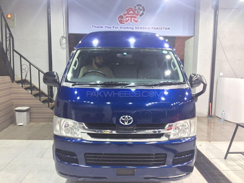 Toyota Hiace GL 2010 Image-1