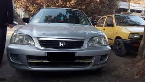 Honda City EXi 2002 for Sale in Rawalpindi