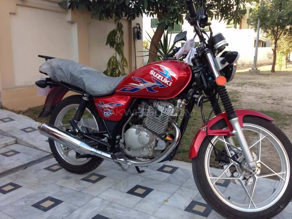 Used Suzuki GS 150 SE 2016 Bike for sale in Lahore ...