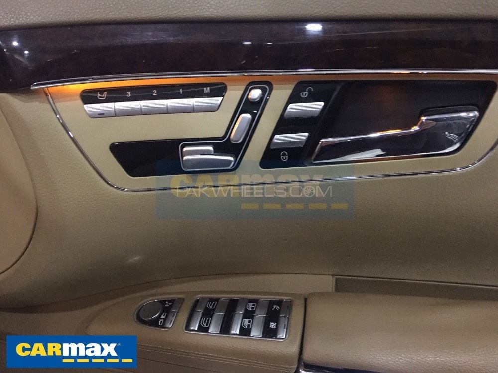 Mercedes benz s class s500 2007 for sale in lahore pakwheels for 2007 mercedes benz s class for sale