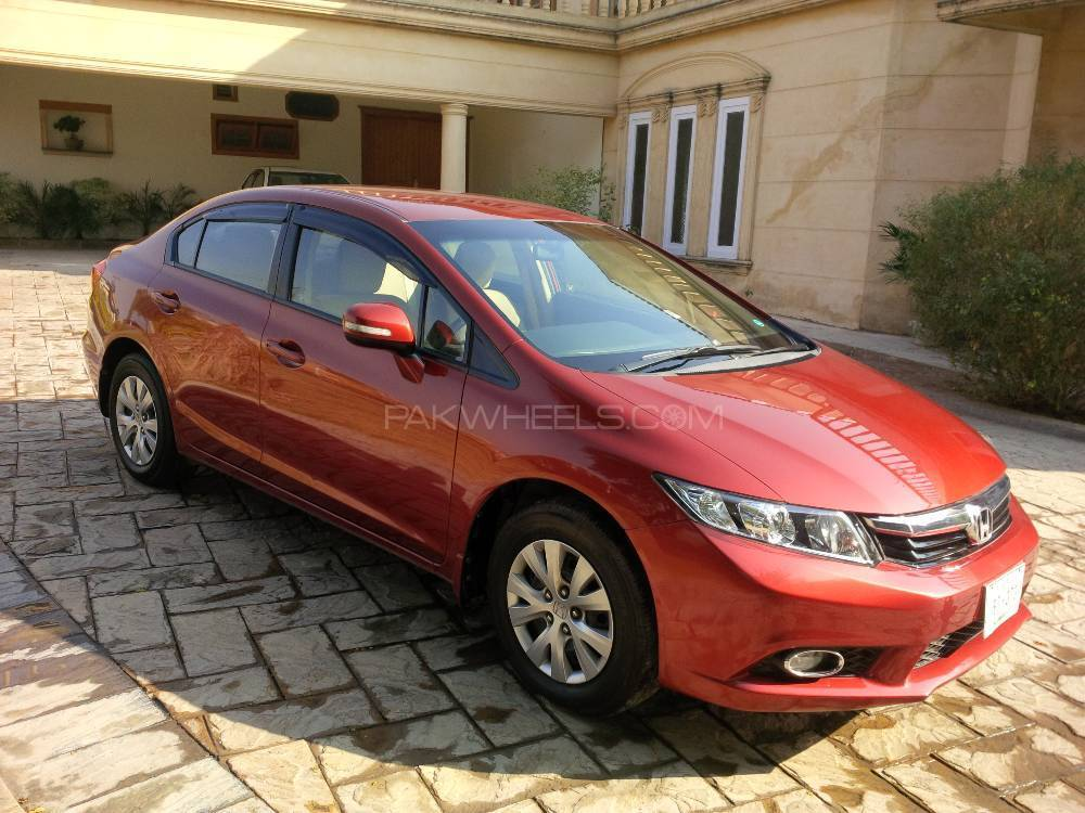 honda civic vti 1 8 i vtec 2014 for sale in islamabad. Black Bedroom Furniture Sets. Home Design Ideas