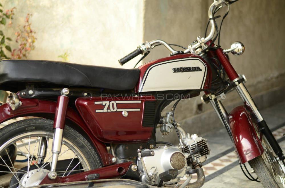 used honda cd 70 1982 bike for sale in lahore - 177795   pakwheels