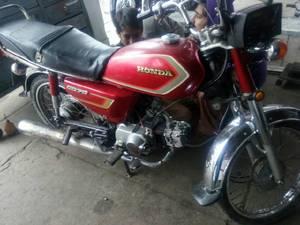 Honda CD 70 1988 for Sale in Multan