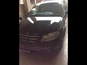 SsangYong Stavic 4wd 2006 for Sale in Rawalpindi