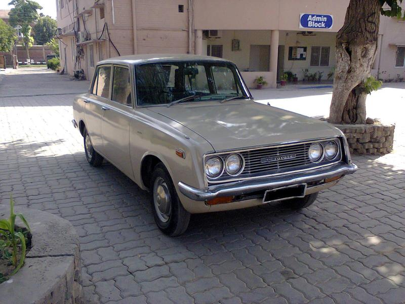 toyota corona 1968 for sale in peshawar pakwheels. Black Bedroom Furniture Sets. Home Design Ideas
