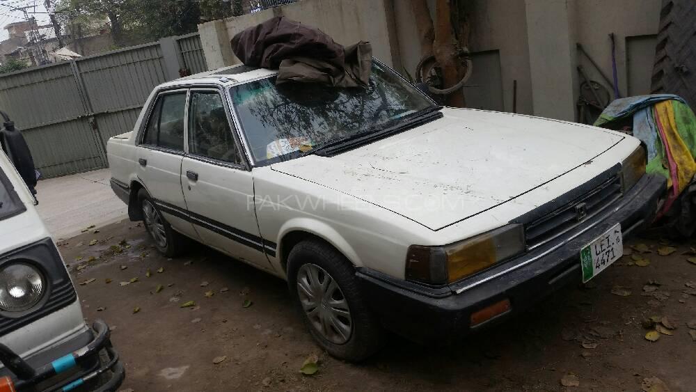 Honda Accord 2.4IL 1985 Image-1