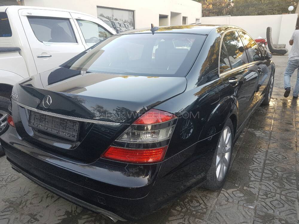 Mercedes benz s class s500 2008 for sale in karachi for Used mercedes benz rims for sale
