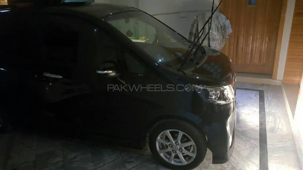Daihatsu Move Custom X 2013 Image-1