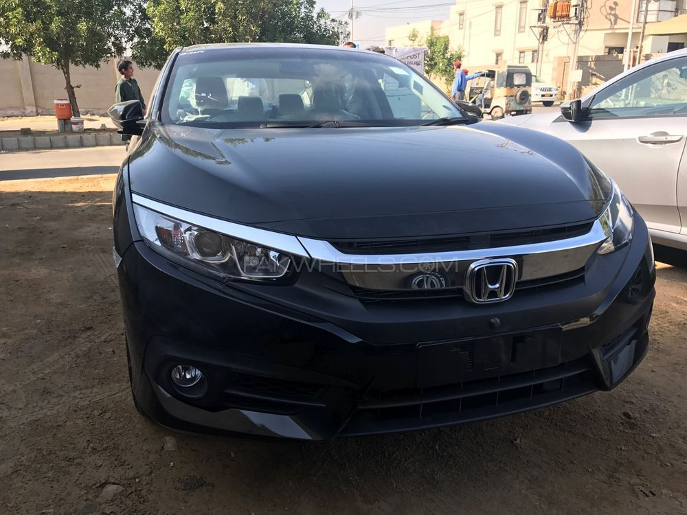 honda civic oriel 1 8 i vtec cvt 2017 for sale in karachi pakwheels. Black Bedroom Furniture Sets. Home Design Ideas