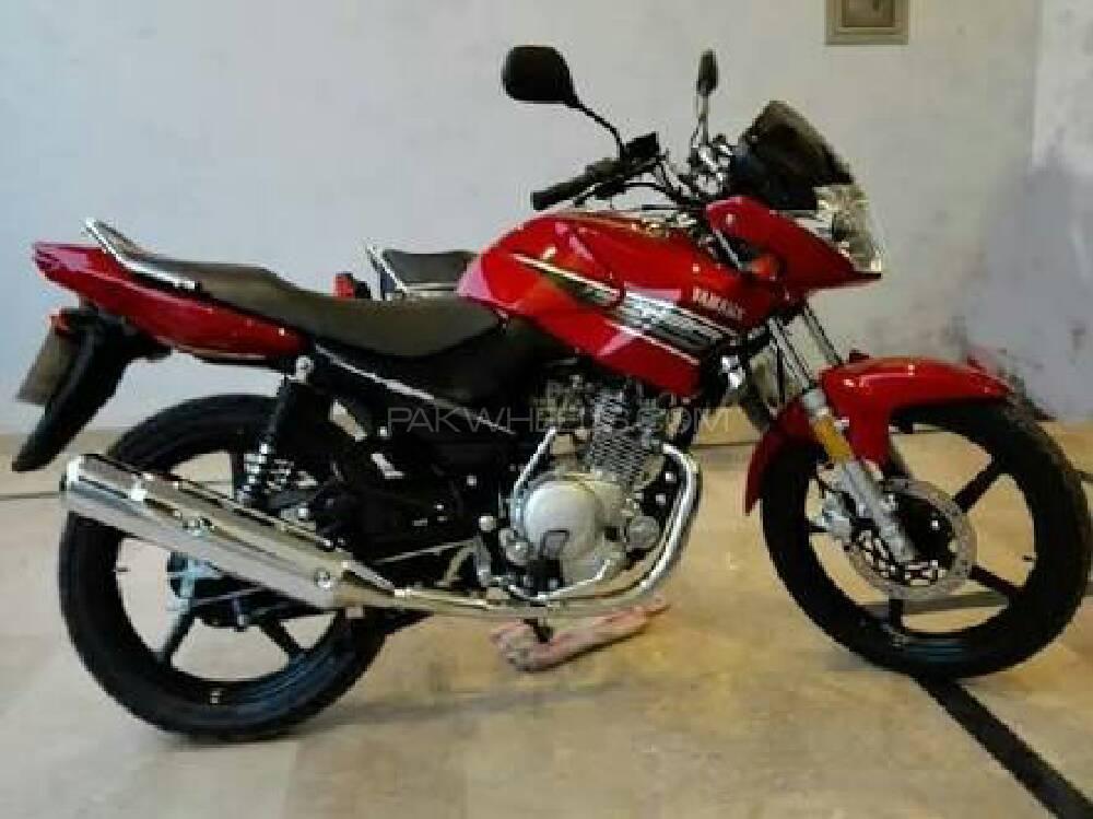 used yamaha ybr 125 2017 bike for sale in abottabad 178621 pakwheels. Black Bedroom Furniture Sets. Home Design Ideas