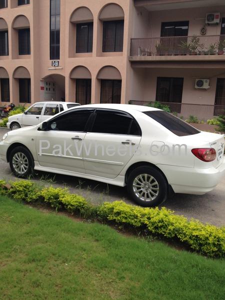 Toyota Corolla Xli 2004 For Sale In Islamabad Pakwheels