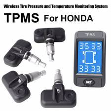 Honda Tyre Pressure Monitoring System Real Time(Wireless) in Lahore