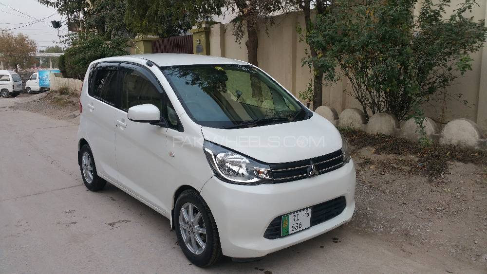 Mitsubishi Ek Wagon MS Marble Edition 2013 Image-1