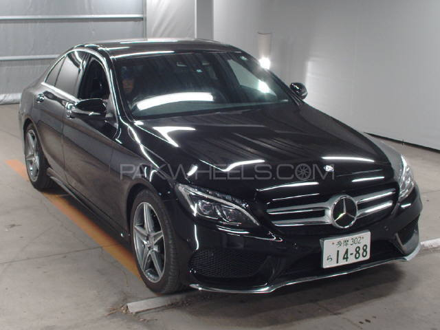 mercedes benz c class c180 2014 for sale in lahore pakwheels