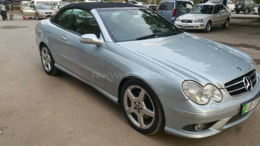 mercedes benz clk class clk200 kompressor cabriolet 2006 for sale in islamabad pakwheels. Black Bedroom Furniture Sets. Home Design Ideas