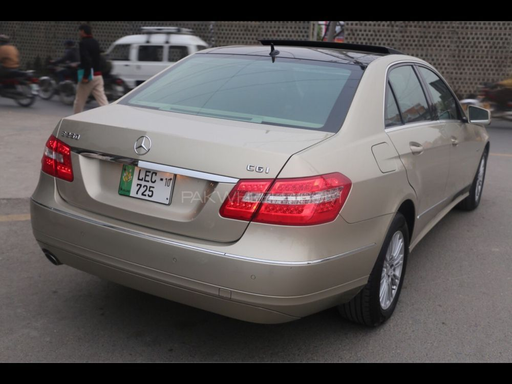 Mercedes benz e class e250 2009 for sale in lahore pakwheels for Mercedes benz 2009 e class