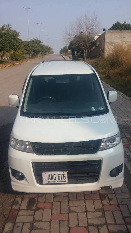 Suzuki Wagon R Stingray Limited II 2010 Image-1