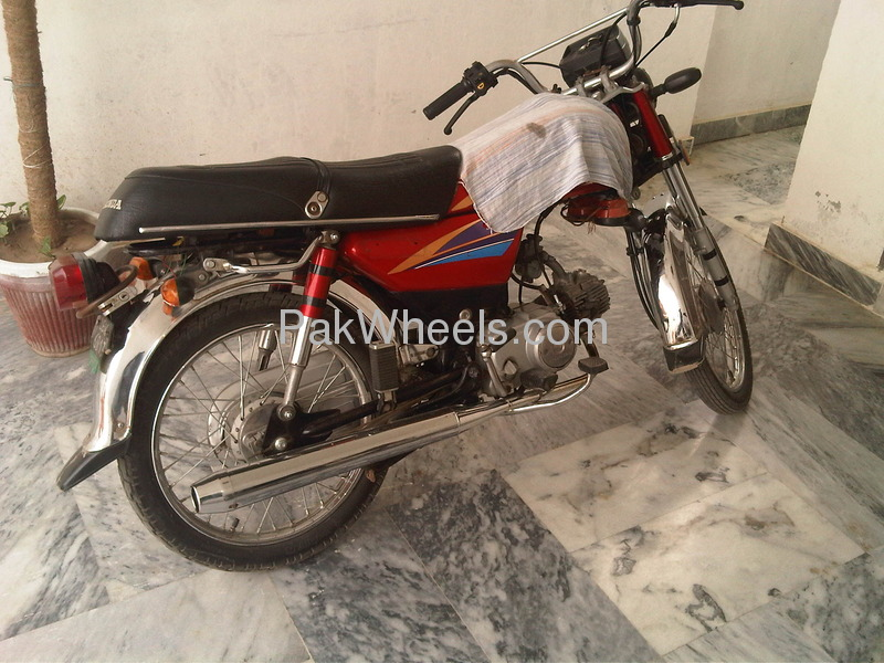 Used Honda CD-70 2007 Bike for sale in Lahore - Used Bike 98737 - 1502685