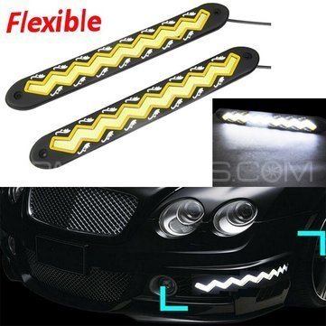LED Flexible DRL Light For Bumper  in Lahore