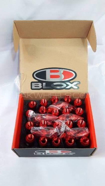 Bullet Nut - Blox in Lahore