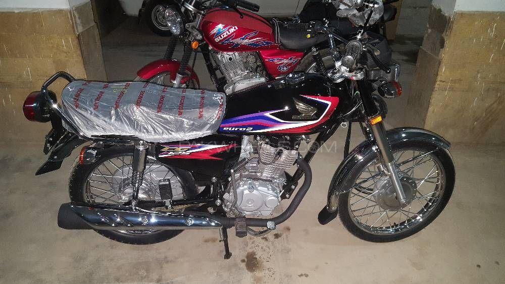 Honda 125 for sale in karachi 2019 olx
