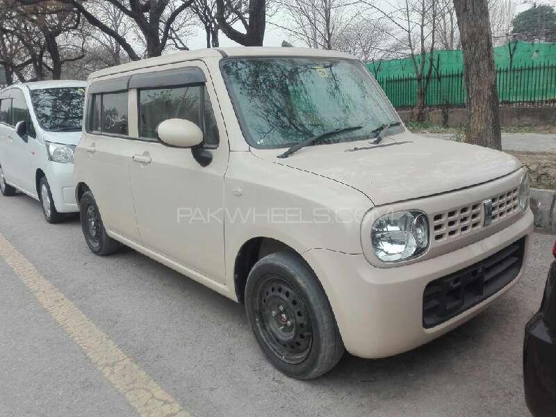 Suzuki Alto Lapin XL 2014 Image-1