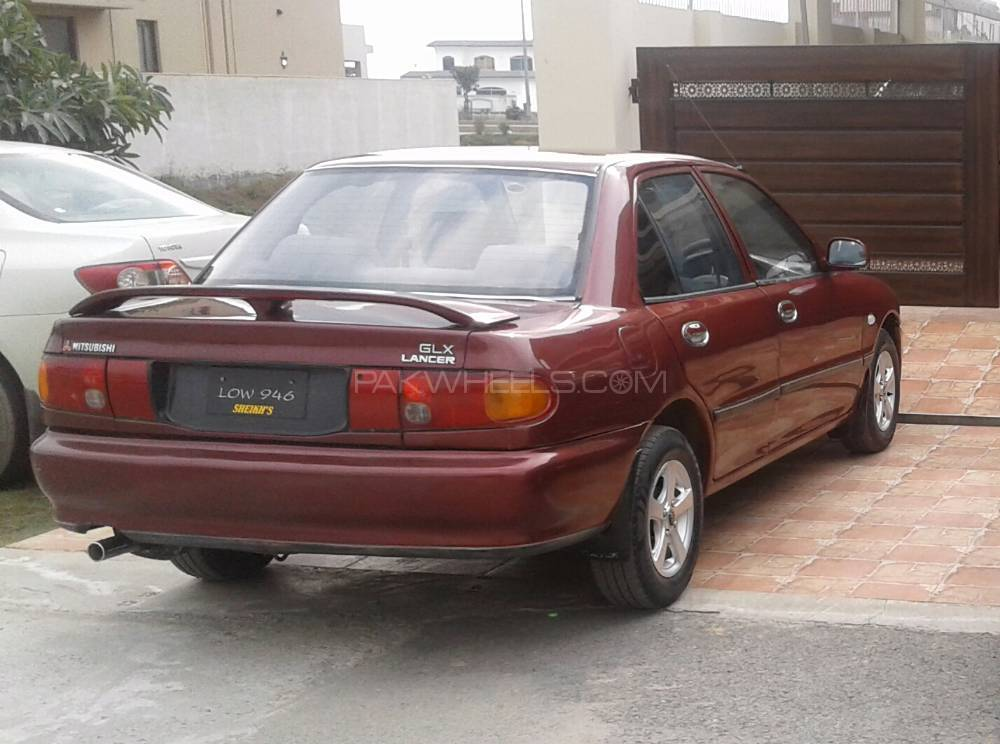 mitsubishi lancer gl 1994 for sale in lahore pakwheels. Black Bedroom Furniture Sets. Home Design Ideas