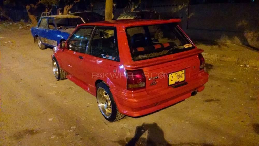 Toyota Starlet 84 For Sale In Karachi: Toyota Starlet 1988 For Sale In Karachi