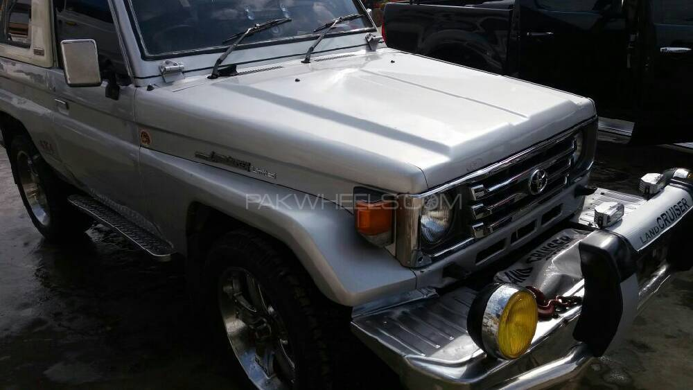 Toyota Land Cruiser RKR 1985 Image-1
