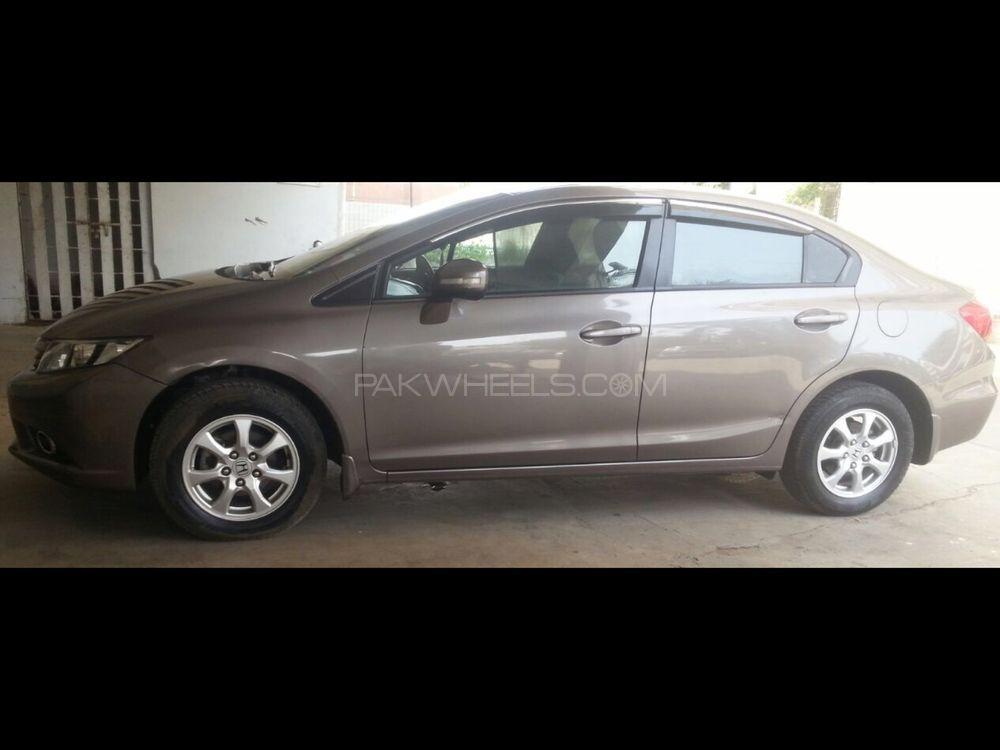 Honda civic used car price in karachi