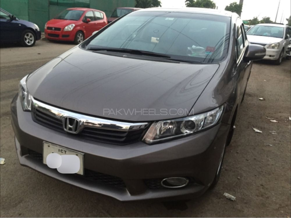 honda civic vti oriel prosmatec 1 8 i vtec 2014 for sale in karachi pakwheels. Black Bedroom Furniture Sets. Home Design Ideas