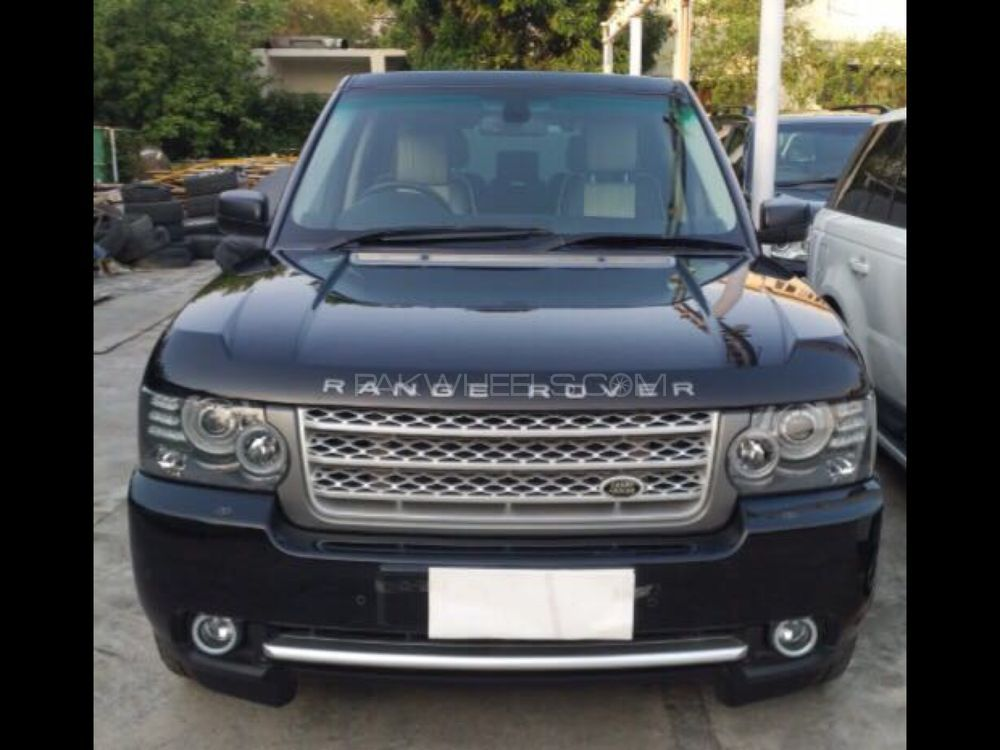 Range Rover Vogue Supercharged 4.2 V8 2007 Image-1