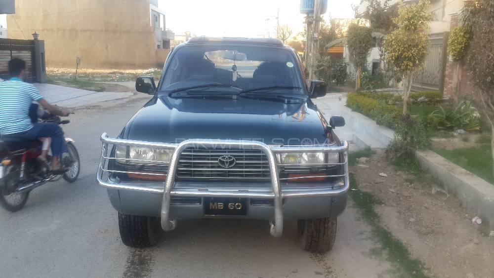 Toyota Land Cruiser VX 4.2D 1993 Image-1