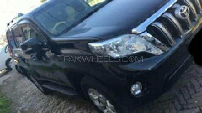Toyota Prado 2010 Image-1