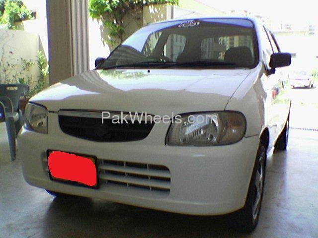 Suzuki Alto VXR (CNG) 2007 Image-4